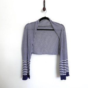 Accessories - ❤ Transitional Stripes Shawl w Buttons Woman